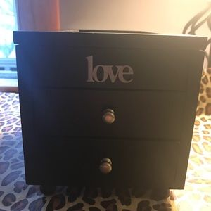 Jewelry box and picture frame by Home